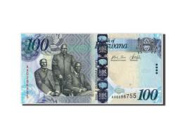 Botswana, 100 Pula, KM:33a, Non Daté, NEUF - Botswana