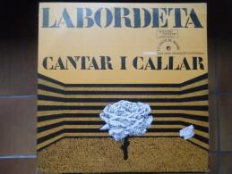 Labordeta - Cantar Y Callar - Vinyl Records