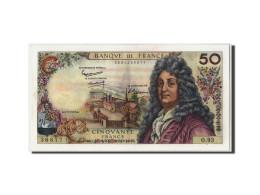 France, 50 Francs Racine, KM:148a, Fayette:64.8, 1965-03-04, SPL - 1962-1997 ''Francs''