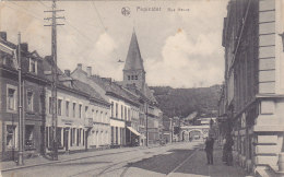 Pepinster - Rue Neuve (animée, 1920) - Pepinster