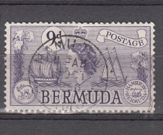 Bermuda 1953 Mi Nr 140 Schip, Ship - Bermuda