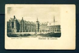 BELGIUM  -  Louvain/Leuven  Institut Leon XIII  Unused Vintage Postcard - Leuven