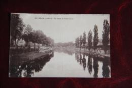 MELUN - La Seine, Le Bateau Lavoir - Melun