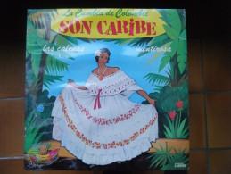 Son Caribe - La Cumbia De Colombie - Las Calenas - Mentirosa - World Music