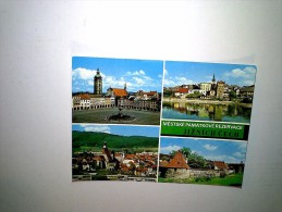 Mestske Pamatkove Rezervace Jiznich Cech, Czech Republic - Repubblica Ceca