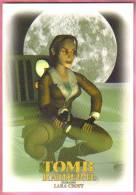 "Carte Postale ""Cart'Com"" (1997) - Tomb Raider II - Starring Lara Croft - Pubblicitari"