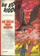 DE KOENE RIDDER  / N° 9 / DE REUS VAN WORM / CRAENHALS François - De Koene Ridder