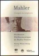 """Carte Postale édition """"Carte à Pub"""" - Mahler L'intégrale Des Symphonies - Orchestre Philharmonique De Radio France - Werbepostkarten"""