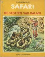 SAFARI  / N° 16 / DE GROTTEN VAN BALANI / VANDERSTEEN - Safari