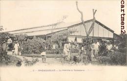 MADAGASCAR LE MARCHE A TAMATAVE AFRIQUE - Madagascar