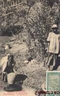 MADAGASCAR-NORD MINES D'OR DE L'ANDAVAKOERA RANOMAFANA LAVAGE DE L'OR ORPAILLEUR AFRIQUE - Madagascar