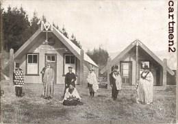 OTAKI MEETING HOUSE NEW-ZELAND NOUVELLE-ZELANDE OCEANIE - Papouasie-Nouvelle-Guinée