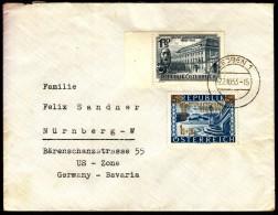 Austria Leoben 1953 Nürnberg US Zone - 1945-.... 2ª República