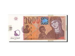 Macédoine, 1000 Denari, 2003, 2009, KM:22c, NEUF - Macédoine