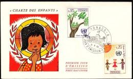 Monaco 1963 Children's Charter - Childhood & Youth