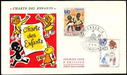 Monaco 1963 Children´s Charter - Childhood & Youth