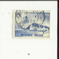 Timbre 1 Fr75_Exposition De,Liège_Perforé ( L  R )  Bon Etat 1939 - Lochung