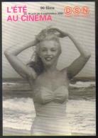 """Carte Postale """"Cart'Com"""" (2001) - L'été Au Cinéma - DSN Dieppe (films, Affiche) Marilyn Monroe 1949 - Posters On Cards"""