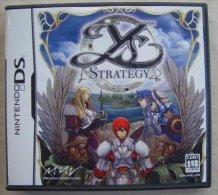 Nintendo DS Japanese : Ys Strategy  NTR-AYSJ-JPN - Electronic Games