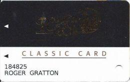 Presque Isle Downs Erie, PA - Classic Card - Casino Slot Card - Casino Cards