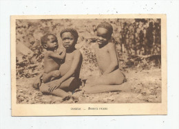 G-I-E , Cp , ZAMBEZE , ZAMBIA , ZAMBIE , Enfants Paiens , Vierge , Ed : Braun - Zambie