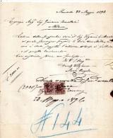 1896 MOMBELLO - Italia