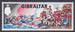Gibraltar 1967 Elliot Set MNH - Gibraltar