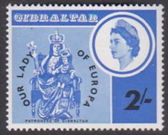 Gibraltar 1967 Our Lady Of Europeset MNH - Gibraltar