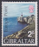 Gibraltar 1970 Europa Point Set MNH - Gibraltar