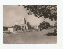 G-I-E , Cp , NIGER , MIAMEY , La Mairie , écrite , Ed : S.A.G.A. N° 16 - Niger