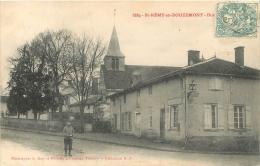 SAINT REMY EN BOUZEMONT BUREAU DE POSTE - Francia