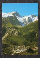 LA GRAVE Et Le Massif De La Meije - France