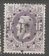 36  Obl  LP  31 Ou 81 - 1869-1883 Leopold II.