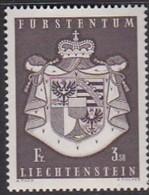 Liechtenstein 1969 R 3.50 Arms  Set  MNH - Liechtenstein