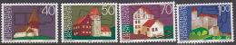 Liechtenstein 1975 Heritage Year  Set  MNH - Liechtenstein
