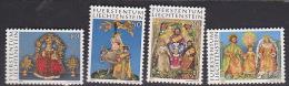 Liechtenstein 1976 Christmas  Set  MNH - Liechtenstein