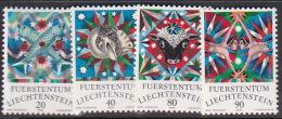Liechtenstein 1976 Zodiac  Set  MNH - Liechtenstein
