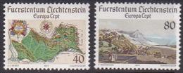 Liechtenstein 1977 Europa Set  MNH - Liechtenstein