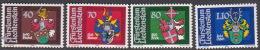 Liechtenstein 1981 Arms  Set  MNH - Liechtenstein