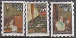 Liechtenstein 1988 The Letter  Set  MNH - Liechtenstein