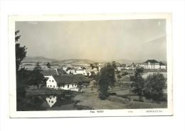 AK Hörschlag - Böhmen - Gelaufen 1940 - Bahnpost Summerau/Linz - Tchéquie