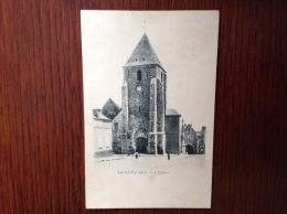 Saint-Valery Sur  Somme L´Eglise - Saint Valery Sur Somme