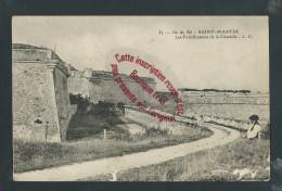 M533 - Ile De Ré SAINT MARTIN Les Fortifications De La Citadelle - Charente Maritime - Ile De Ré