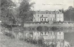 Tigy (Loiret) - Château De La Matholière - Collection L. Marchand - Edition Bergerat - Carte Non Circulée - France