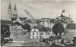 Klosterneuburg - Foto-AK - Verlag A. Winkler Wien II Gel. 1957 - Korneuburg