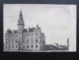 AK LAA A.d.thaya 1902 /// D*19616 - Laa An Der Thaya