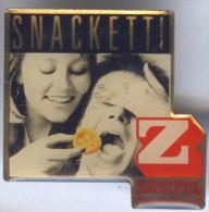 Pin´s Alimentation Snacketti Zweifel Suisse - Alimentazione