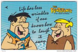 Singapore, SIN-136A, Flintstones, Fred & Barney, Cartoon. - Singapour