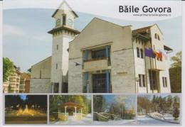 AKRO Romania Baile Govora - Snow - Fountain - Auditorium - Roemenië