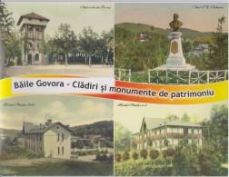 AKRO Romania Baile Govora - Monuments - Ion Bratiuanu - Hotels - Roemenië